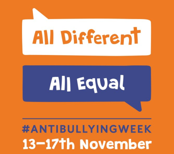 How to be a Part of Anti-Bullying Week 2017