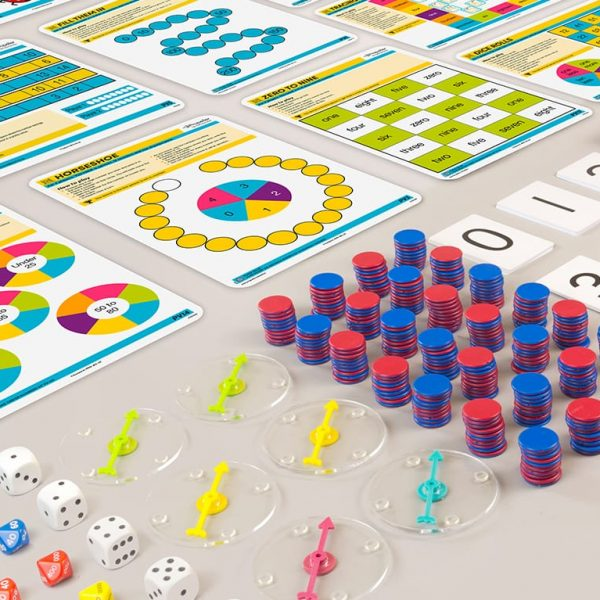 Cracking Concepts Maths Games