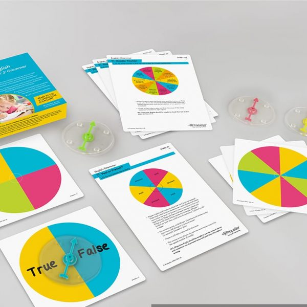 Spintelligence Educational Spinner Kits